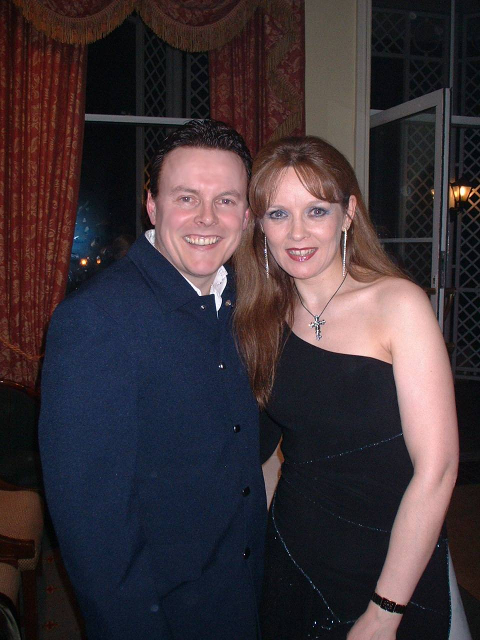 Thomas & Mary Duff