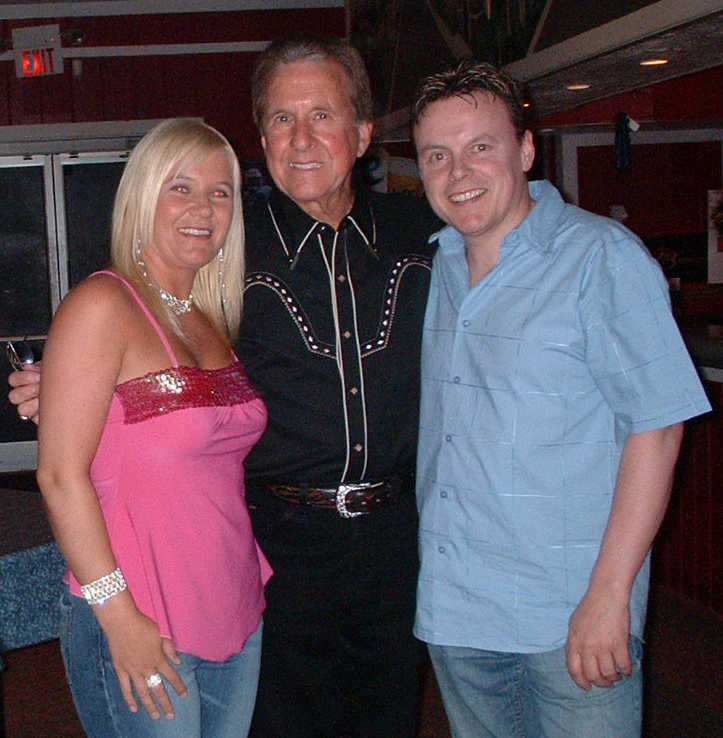 Fhiona, Tommy Cash & TM in Nashville 2005