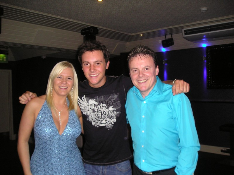 FE, Nathan Carter & TM