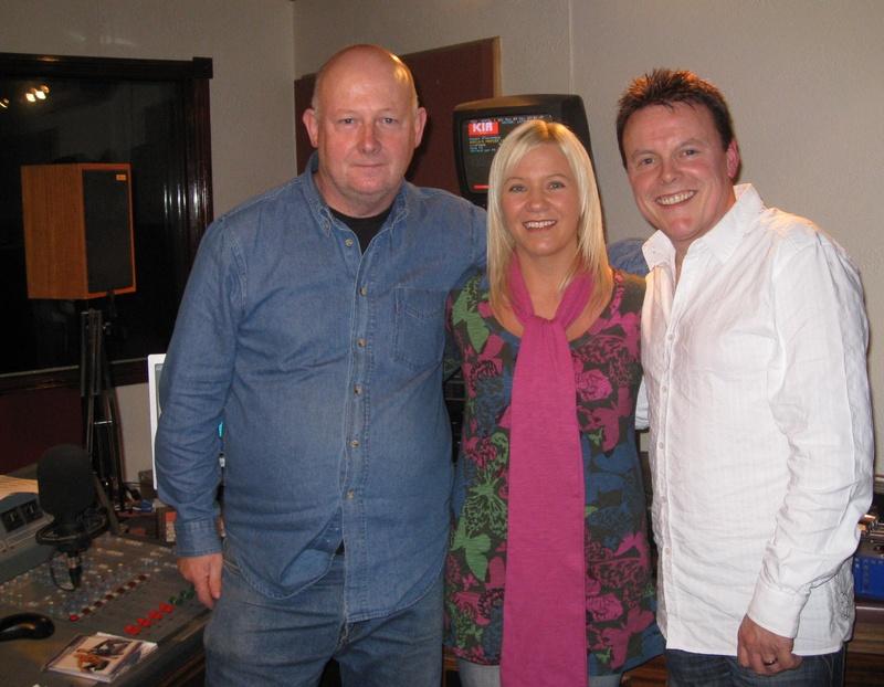 Tommy Rosney - Highland Radio - Nov 2009