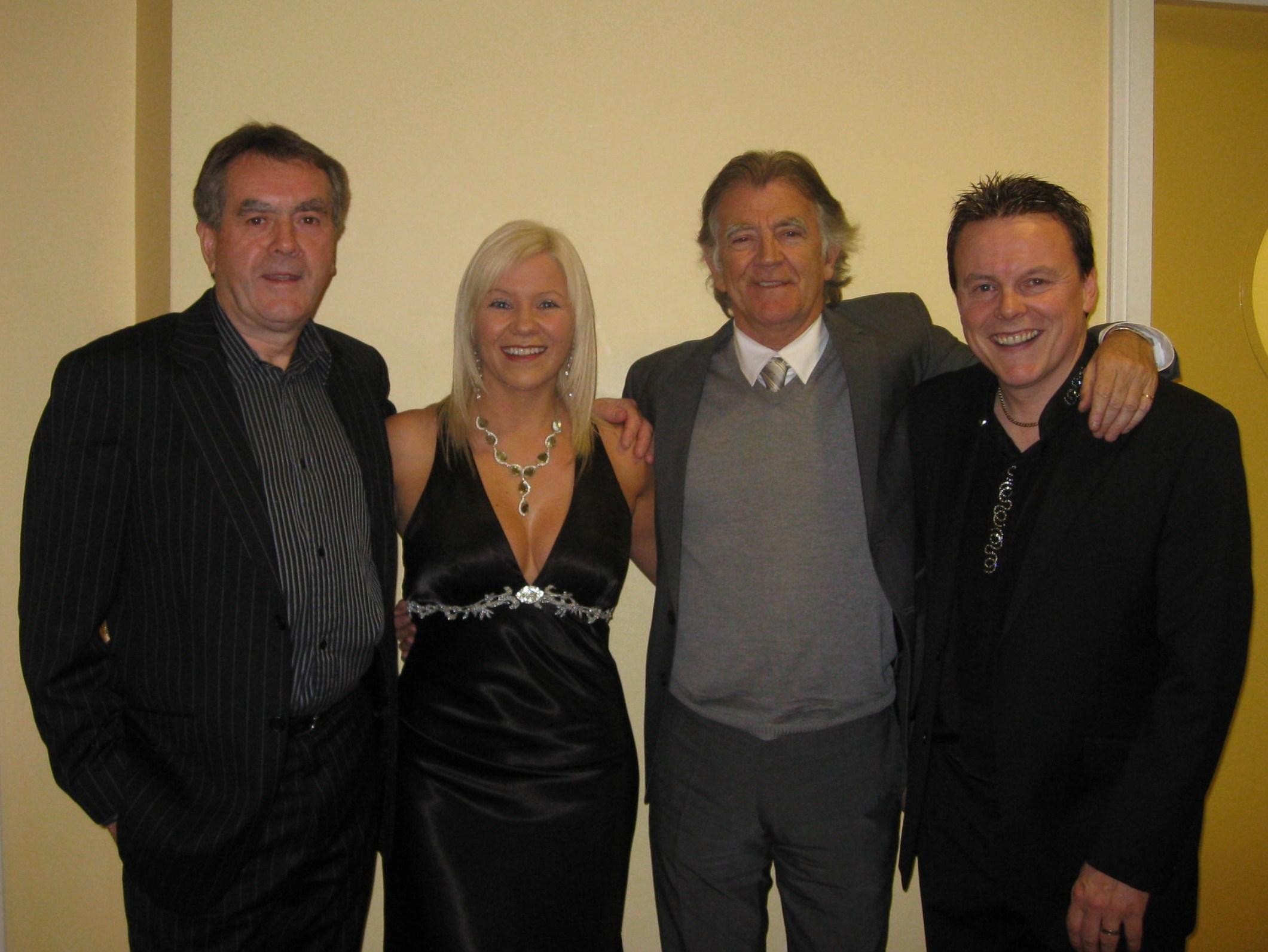 Sean Coyle, FE, Gerry Anderson & TM - Nov 2009